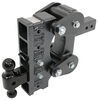 325-GH-1325 - Drop - 9 Inch,Rise - 3 Inch Gen-Y Hitch Adjustable Ball Mount