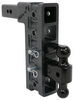 Ball Mounts 325-GH-1625 - Stacked Receivers,Built-In Pintle Hook - Gen-Y Hitch