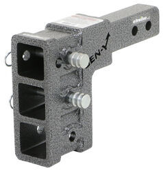 "Gen-Y 2"" Adjustable Receiver for 2"" Hitches - 5"" Drop/Rise - 16,000 lbs"