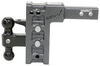 325-GH-524 - Two Balls Gen-Y Hitch Adjustable Ball Mount