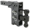 Ball Mounts 325-GH-524 - Stacked Receivers,Built-In Pintle Hook - Gen-Y Hitch