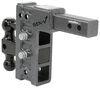 Gen-Y Hitch Stacked Receivers,Built-In Pintle Hook Ball Mounts - 325-GH-524
