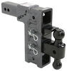 325-GH-624 - Two Balls Gen-Y Hitch Adjustable Ball Mount