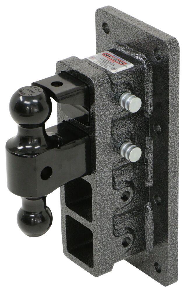 Gen-Y Hitch Pintle Hook - Ball Combo - 325-GH-724