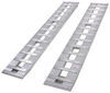 "Gen-Y Hitch Aluminum Loading Ramps - 84"" Long x 14"" Wide - 6,000 lbs - Qty 2"