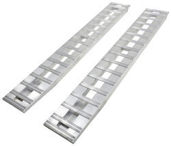 "Gen-Y Hitch Aluminum Loading Ramps - 96"" Long x 15"" Wide - 10,000 lbs - Qty2"
