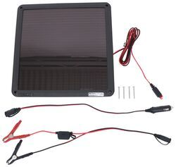 Battery Life Solar Battery Charger and Maintainer - 5 Watts
