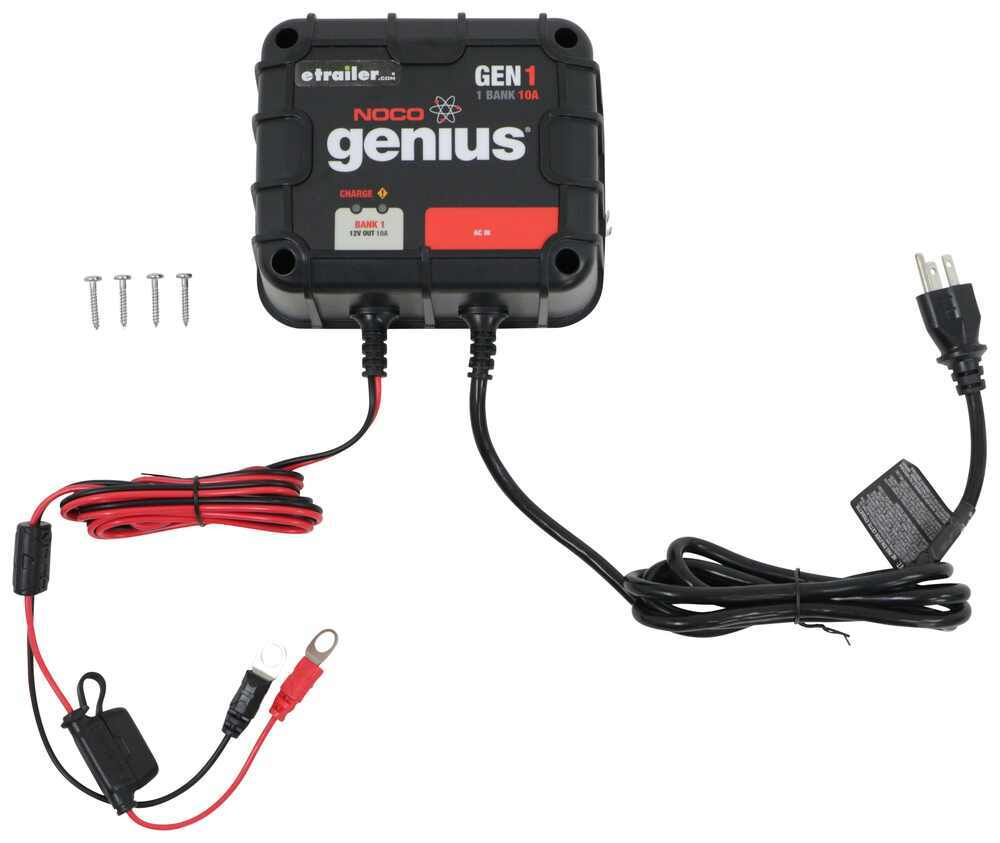 NOCO Battery Chargers - 329-GEN1