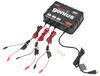 NOCO Genius On-Board Battery Charger - AC to DC - 3-Bank - 12V - 30 Amp AC to DC 329-GEN3