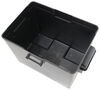 noco battery boxes marine box camper trailer equipment snap-top with strap for group 24 batteries - vented