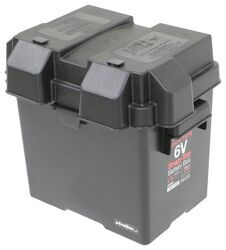 NOCO Battery Box for 6 Volt Batteries - Snap Top