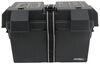 329-HM318BKS - Group 24 Batteries,Group 31 Batteries NOCO Marine Battery Box,Camper Battery Box,Trailer Battery Box,Equipment Battery Box