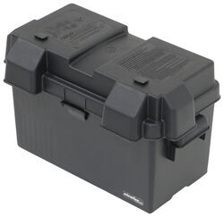 NOCO Battery Box with Strap for Group 24 to Group 31 Batteries - Vented - Snap Top