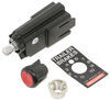 Redarc Tow-Pro Classic Trailer Brake Controller - 1 to 3 Axles - Preset Dash-Mounted Knob 331-EBRHV2