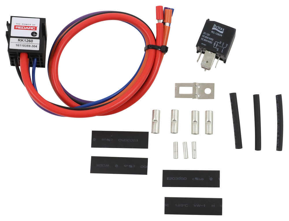 331-RK1260 - Relay Kit Redarc Brake Controller