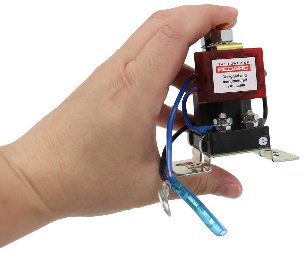 Phenomenal Redarc Smart Start Battery Isolator 12 Volt 100 Amp Redarc Wiring Cloud Hisonuggs Outletorg