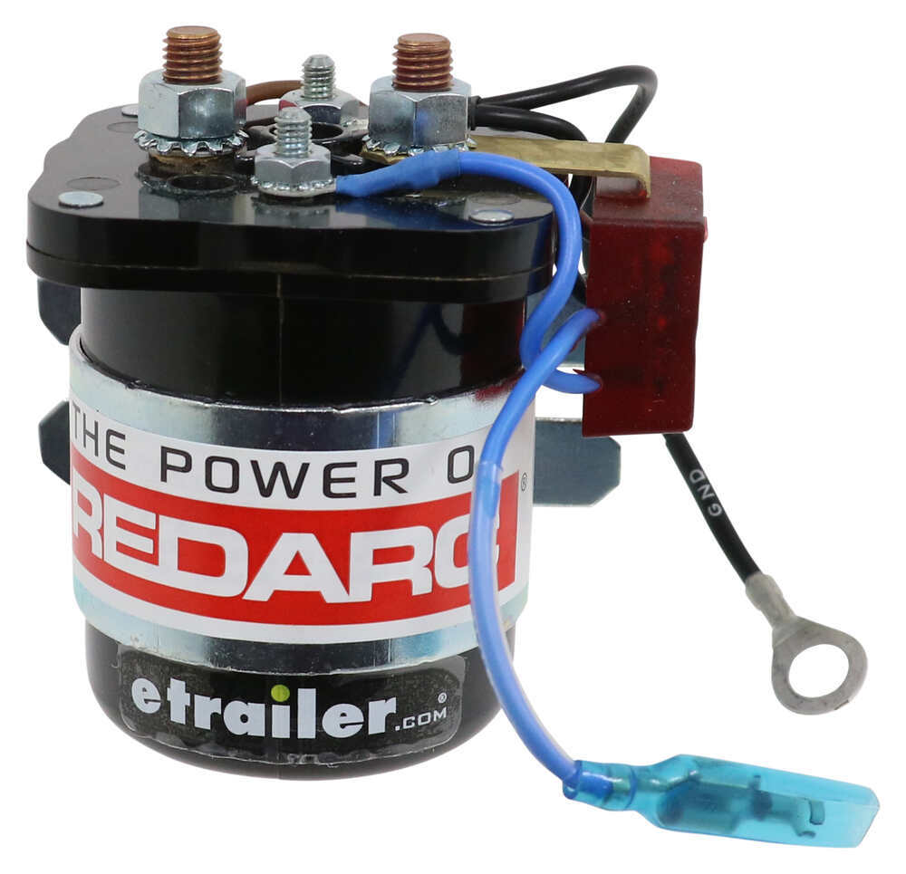 331-SBI212D - DC to DC Redarc Battery Chargers
