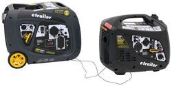 etrailer 4,900-Watt Portable Inverter Generators - 4,275 Running Watts - Gas - Manual