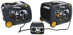 etrailer 6,000-Watt Portable Inverter Generators - 5,500 Running Watts - Parallel Kit - Gas - Manual