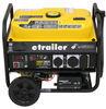 etrailer generators no inverter gas 4 500-watt portable generator - 3 600 running watts remote start