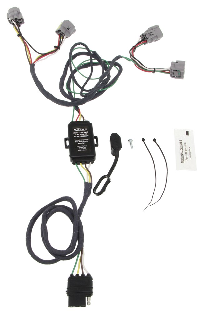 Hopkins Powered Converter Custom Fit Vehicle Wiring - 33355