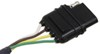 Custom Fit Vehicle Wiring 33355 - Powered Converter - Hopkins