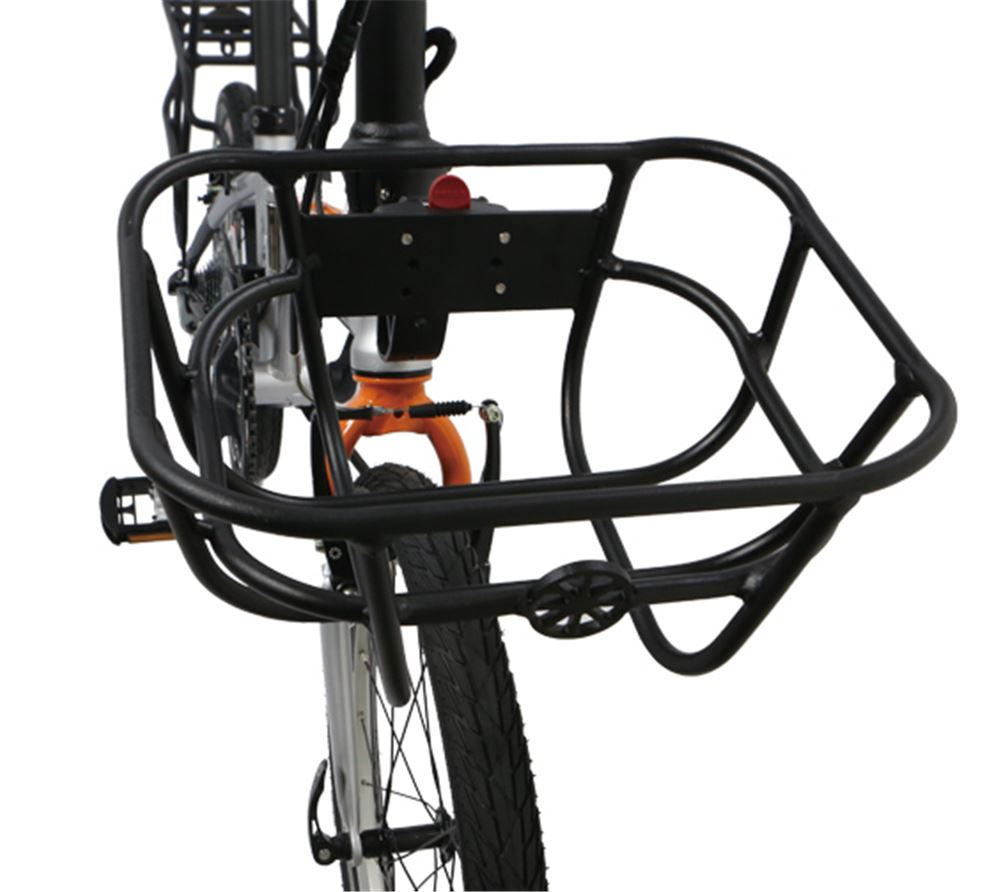 front cargo basket for dahon folding bikes black dahon accessories Freightliner FLD Exhd front cargo basket for dahon folding bikes black dahon accessories and parts 33414 2 05
