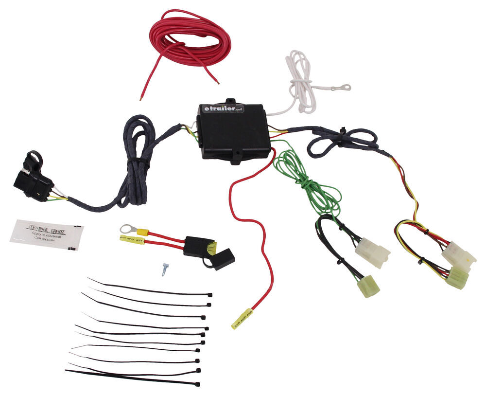 Compare Hopkins Plug In Vs Curt Trailer Hitch Homeade Tow Harness Wiring 33425
