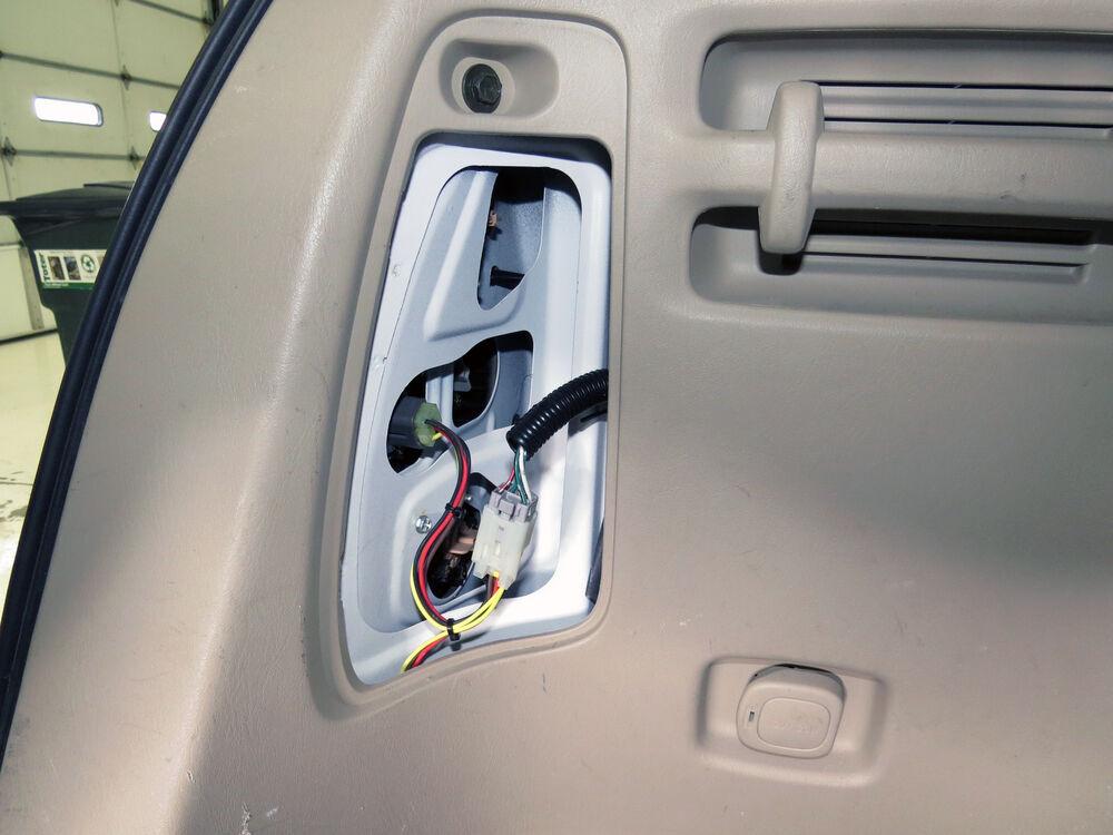 2002 Toyota Highlander Hopkins Plug