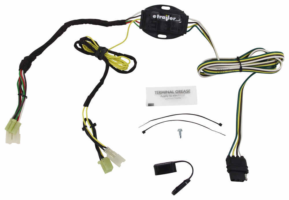 Trailer Wiring Harness Rav4 : Toyota rav hopkins plug in simple vehicle wiring