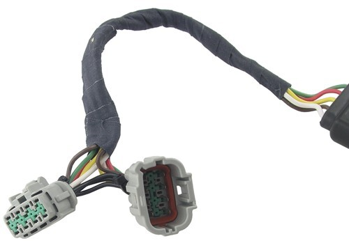 Plug N Tow R Wiring Harness with 4 Pole Trailer