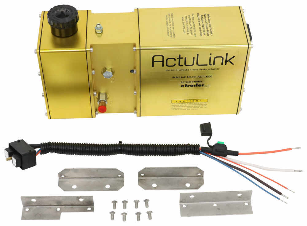 Tuson ActuLink Electric Over Hydraulic Actuator for Disc