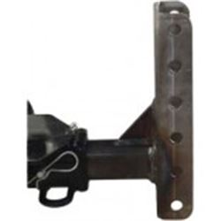"Lock N Roll 5-Position Adjustable Channel Bracket for 2"" Hitch Receivers - 11,000 lbs"
