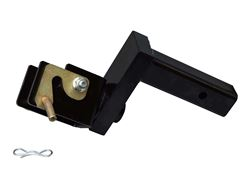 Lock N Roll Articulating Hitch for 2&quot; <strong>Receivers</strong> - 4&quot; Drop/Rise - Vehicle Side - 11,000 lbs - 336VS517