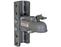 "Buyers Products 2"" Cast Coupler w/ 5-Position Channel"