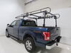 Buyers Products Over-The-Cab Truck Bed Ladder Rack - Black Steel - 1,000 lbs Over the Cab 3371501150 on 2016 Ford F-150