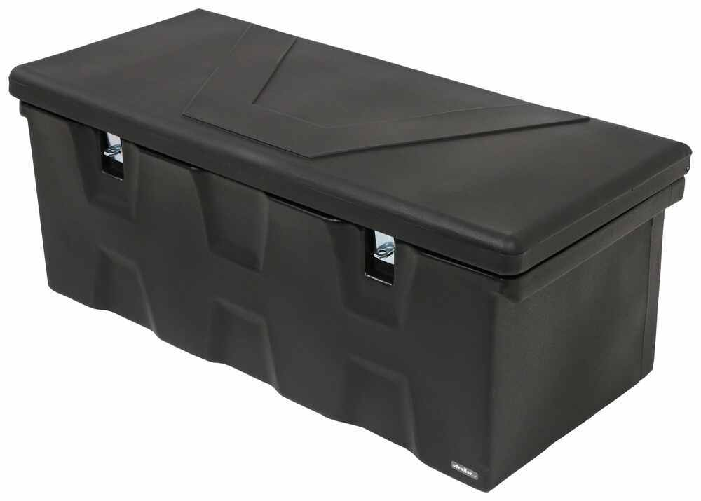 "Buyers Products Utility Storage Box - Black - 44"" x 19"" x 17-1/4"" 44 Inch Long 3371712240"