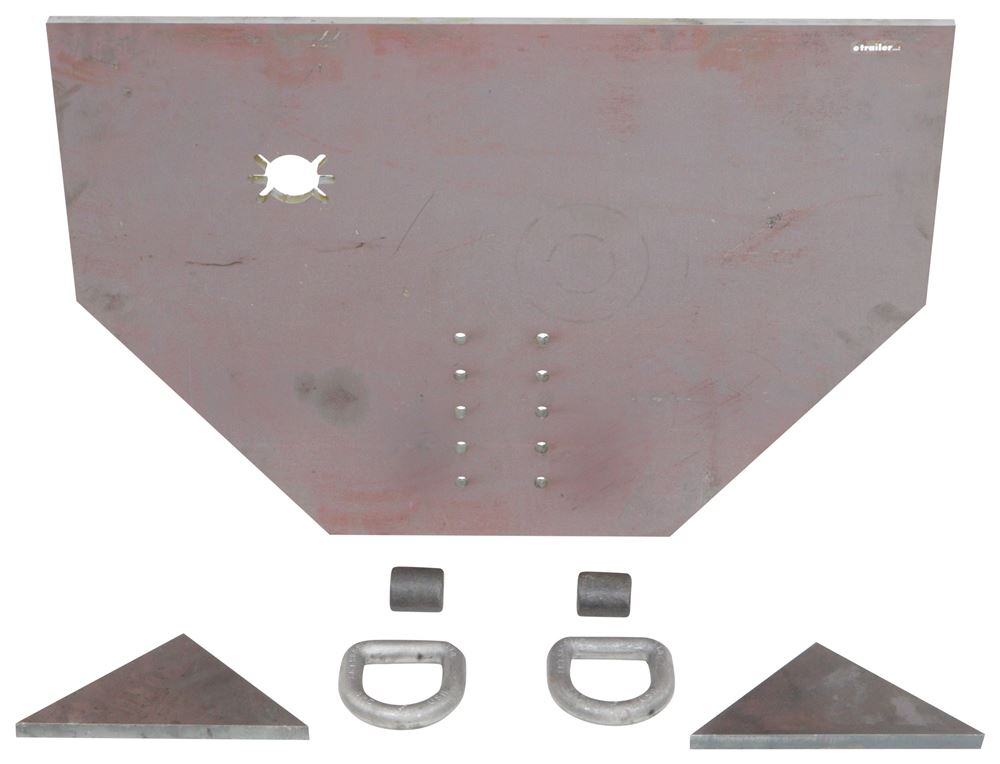 Buyers Products Hitch Plate - 3371809027A