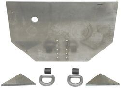 "Buyers Products Fabricators Hitch Plate - 5/8"" x 34-1/2"" x 22-1/2"""