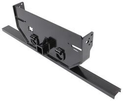 Buyers Products Hitch Plate with Receiver Tube - Ford