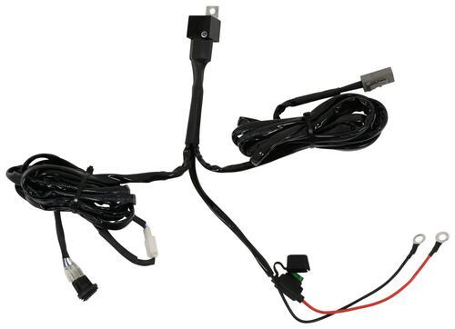 wiring harness for buyers products led light bar