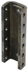Buyers Products 5-Position Heavy-Duty Channel with Gussets