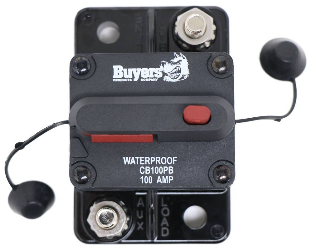 Buyers Products Wiring - 337CB100PB