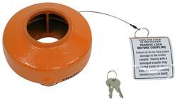 "Buyers Products 2"" King Pin Lock - Heavy-Duty"