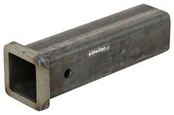 Buyers Products Plain <strong>Receiver</strong> Tube 2-1/2&quot; I.D. x 12&quot; Long - 337RT255812