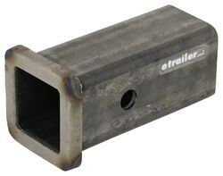Buyers Products <strong>Receiver</strong> Tube 2&quot; I.D. x 6&quot; Long and 5/8&quot; Pin Hole - 337RT25806