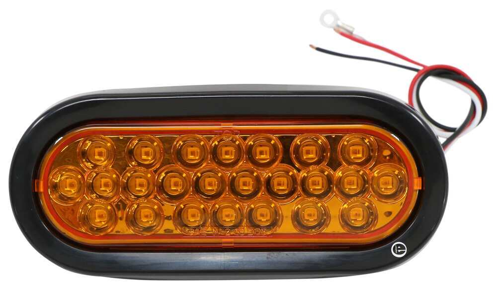 337SL65AO - Recessed Mount Buyers Products Warning Lights