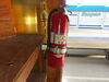 337TH612714 - Oxygen Tank Rack,Fire Extinguisher Holder Buyers Products Trailer Cargo Organizers