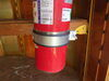 Buyers Products Oxygen Tank Rack,Fire Extinguisher Holder Trailer Cargo Organizers - 337TH612714