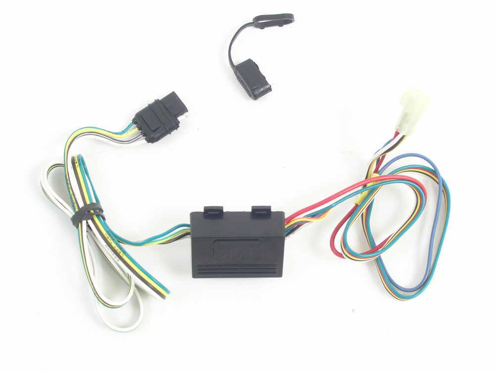 pole 3 wire trailer harness hopkins plug-in simple vehicle wiring harness with 4-pole ...
